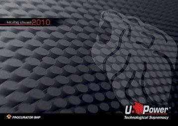 Katalog U-POWER 2010_2 - Procurator