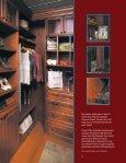 Closets Plus Brochure (PDF 8M) - Canyon Creek Cabinet Company - Page 4