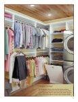 Closets Plus Brochure (PDF 8M) - Canyon Creek Cabinet Company - Page 5