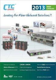 2013 BRIEF - CTC Union Technologies Co.,Ltd.
