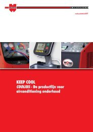 COOLIUS®brochure - Würth Nederland