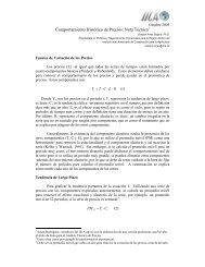 Comportamiento Histórico de Precios: Nota Técnica1 - Agronet