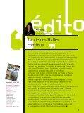 LA VIE DES HALLES CONTINUE… - Association Accomplir - Page 3
