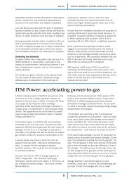 ITM Power: accelerating power-to-gas