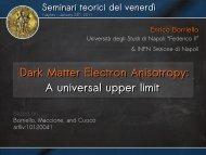 E - Università degli Studi di Napoli Federico II