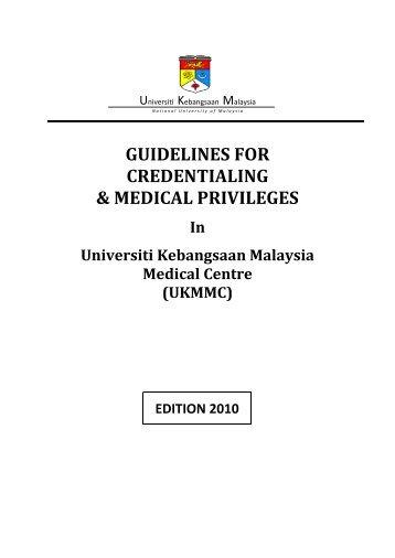 GUIDELINES - Sistem e-Warga - Universiti Kebangsaan Malaysia
