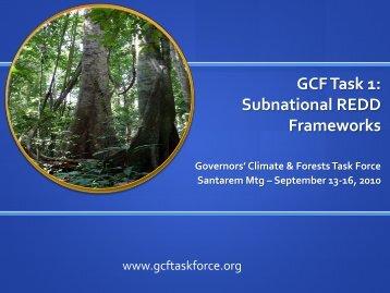 Task 1 - GCF
