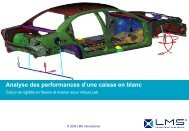 LMS Virtual.Lab Structures - CAO PDM PLM - Formations initiale et ...