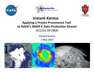 Instant Karma: - Data to Insight Center - Indiana University