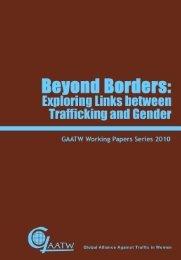 Exploring Links between Trafficking and Gender - Global Alliance ...