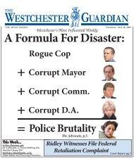vol 3 no 43 may 28 2009.indd - WestchesterGuardian.com
