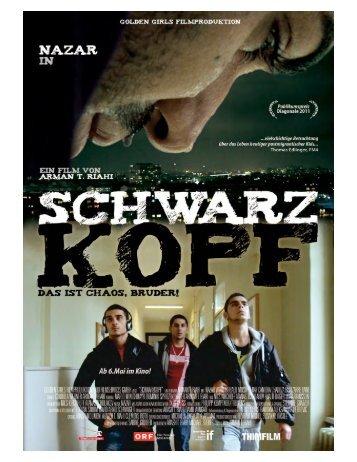 SCHWARZKOPF Presseheft - Austrianfilm