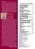 Marec 2006 - Ústredie práce, sociálnych vecí a rodiny - Page 2