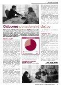Marec 2006 - Ústredie práce, sociálnych vecí a rodiny - Page 5