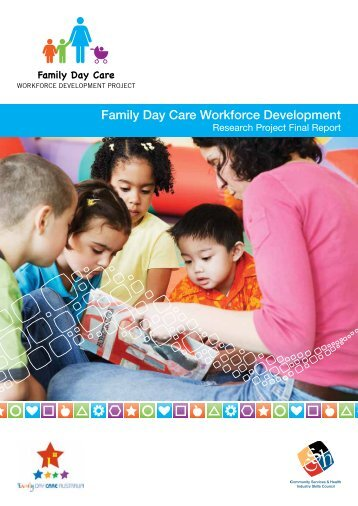 Family Day Care Workforce Development - Community Services ...