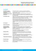 Family Day Care Workforce Development - Community Services ... - Page 5
