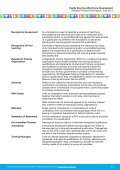 Family Day Care Workforce Development - Community Services ... - Page 6