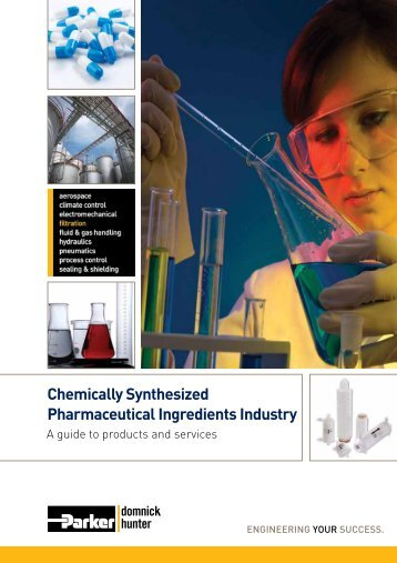 Chemically Synthesized Pharmaceutical Ingredients Industry