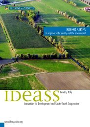 Buffer Strips, to improve water quality and the ... - Ideassonline.org