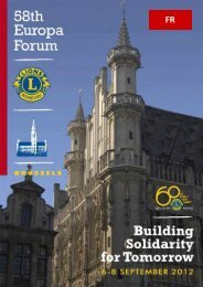 PROGRAMME EUROPFORUM FR 04-08-12 - Lions Clubs International - MD ...