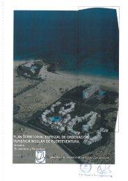 PTEOTIF - Estudio Económico Financiero - Cabildo de Fuerteventura