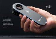 Download Dermlite DL3 Brochure (347Kb) - DocStock