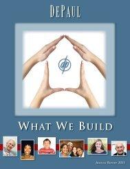 Annual Report 2011.indd - DePaul