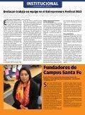 VisiónTec 204 - Mi Campus Santa Fe - Tecnológico de Monterrey - Page 4