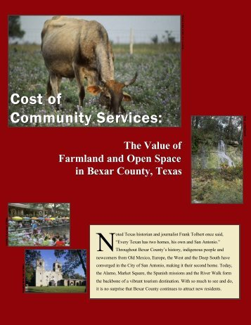 Cost of Community Services - Farmland Information Center