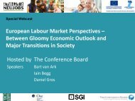 European Labour Market Perspectives ... - Feelingeurope.eu