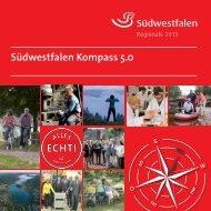 Der Südwestfalen Kompass - Regionale 2013