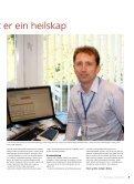 Ambulanselærlingar sikrar rekruttering - Helse Midt-Norge - Page 3