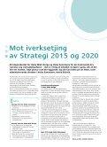 Ambulanselærlingar sikrar rekruttering - Helse Midt-Norge - Page 6