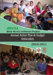 bpiu - khagaria - Bihar Rural Livelihood Promotion Society