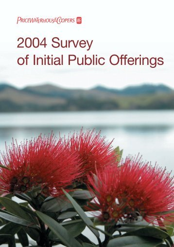 FINAL Share Market Survey Doc - The University of Auckland Library