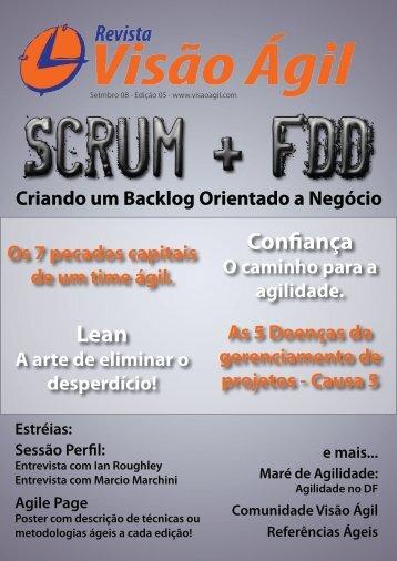 Revista Visão Ágil 21 - Rede DCC