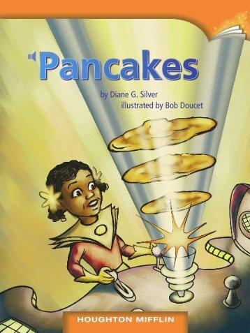 Lesson 17:Pancakes