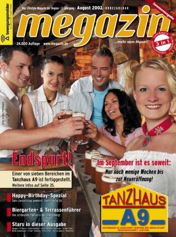 24.000 Auflage www.megazin.de …mehr vom Monat!