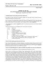 Doc. No. SCI-033 / 2012 - Iccat