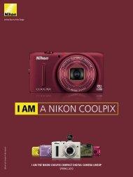 COOLPIX lineup Spring 2013 - Nikon