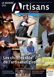 N°75 Avril 2010 - Chambre de métiers et de l'artisanat