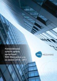 Oprava a doplnění konsolidované výroční zprávy společnosti za ...