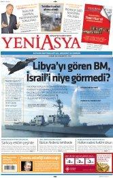 Sar kozy rek lâm pe şin de Bütün Akdeniz tehlikede ... - Yeni Asya