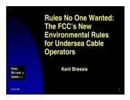 W&G Partner Kent Bressie Speaks on Environmental Permitting of ...