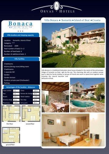 Broschure (pdf) - Orvas Hotels