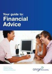Origin FINANCIAL Booklet v4:Layout 1 - Pelorous