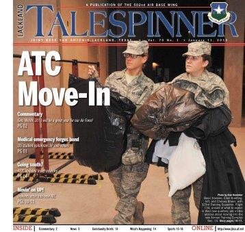 Jan. 11 - San Antonio News
