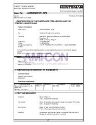 Ident-No: HARDENER HY 4076 - AMI-CON