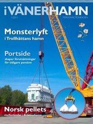 Monsterlyft - Vänerhamn AB