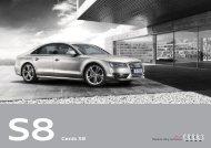 Audi S8 - Auto Jarov